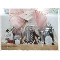 A Whole LOT of Chocolate & a lil' Tea (or coffee)  Gift Basket