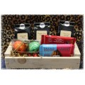 Chocolate Tea & Chocolate Treats - Creston BC Gift Basket Delivery