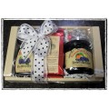 Summerland Sweets & Tea Gift Basket