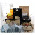 BC Breakfast Gift Basket - Creston BC Delivery