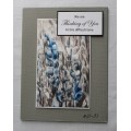 Encaustic Elements Sympathy Card - Made in Creston BC  #21-31