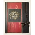 Merry Christmas Greeting Card - CHR04