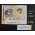 Nature's Stains & Scribbles Greeting Cards - SS6